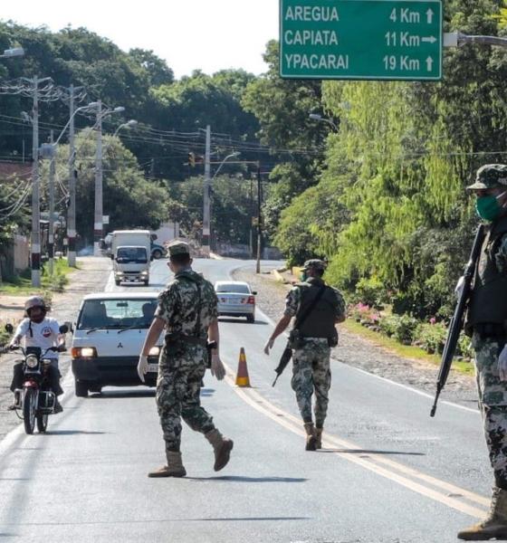 Un grupo de paramilitares asesinó a dos policías y a un  guardia de seguridad durante un ataque en Paraguay