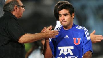 Foto- El clorindense Hugo Notario, jugó en la liga trasandina donde fue campeón con la Universidad de Chile.jpg