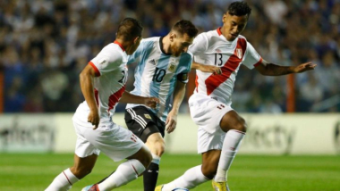 Foto- La selección intentará terminar el año con un tiunfo en tierras peruanas..jpg