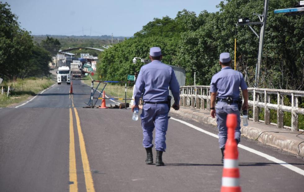 No quedan personas aguardando entrar  a Formosa en el límite con Chaco