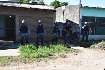Un joven falleci_ tras recibir una pu_alada en el barrio La Floresta_ hay un detenido.jpg
