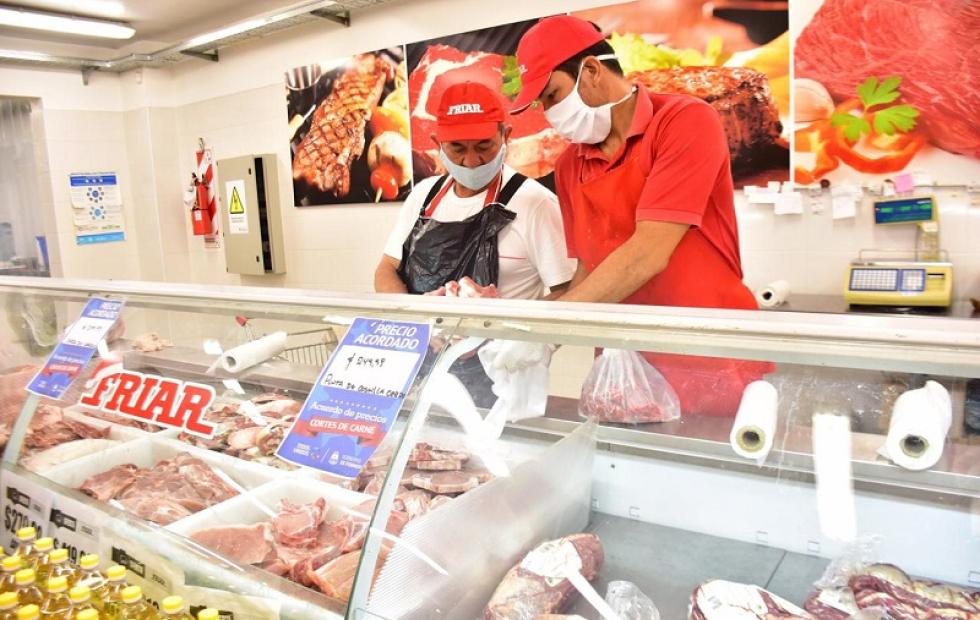 Hasta el domingo 17, nuevo acuerdo de precios máximos en Friar