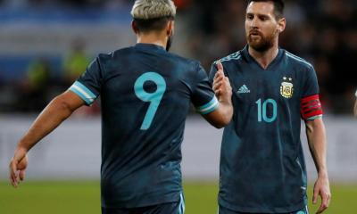Sergio Agüero fue ofrecido al Barcelona de Lionel Messi