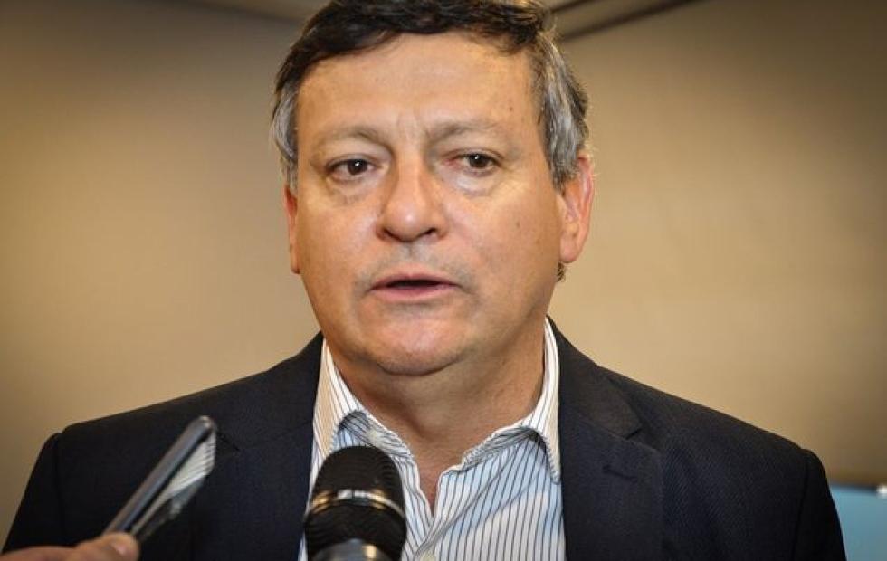 """Domingo Peppo, uno de los beneficiados del """"Vacunatorio VIP"""""""