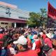 Miembros de organización social se manifestaron solicitando mejora en servicios de salud