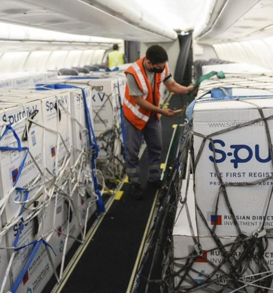 Argentina sumó más de 4 millones de dosis de varios laboratorios