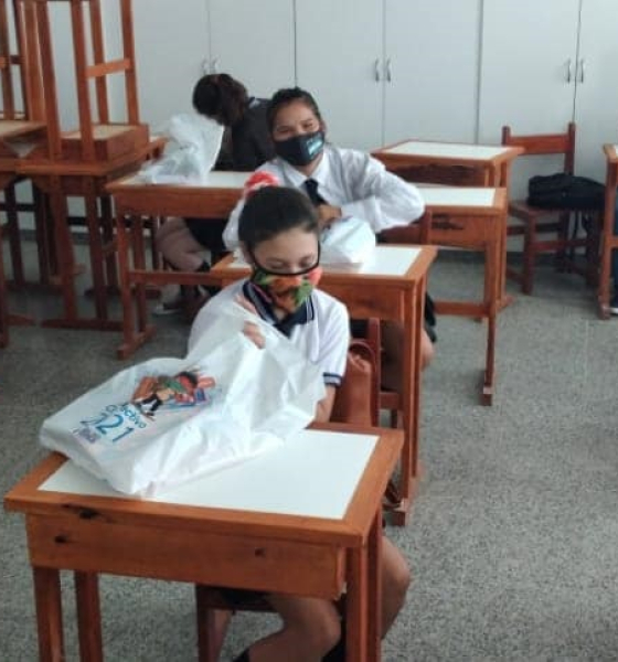 Comenzaron las clases en la Provincia de Formosa