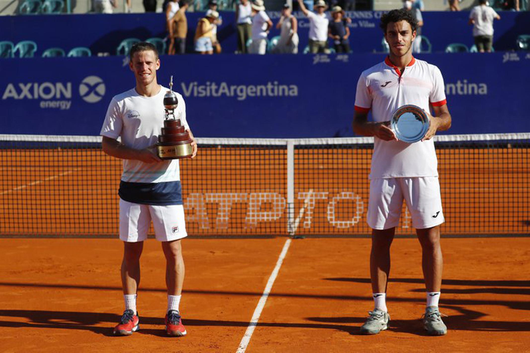 Diego Schwartzman derrotó a Francisco Cerúndolo y se consagró campeón del Argentina Open | El Comercial