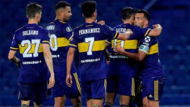 Foto- Boca Juniors quiere seguir por la buena senda ante un rival de peligro..jpg