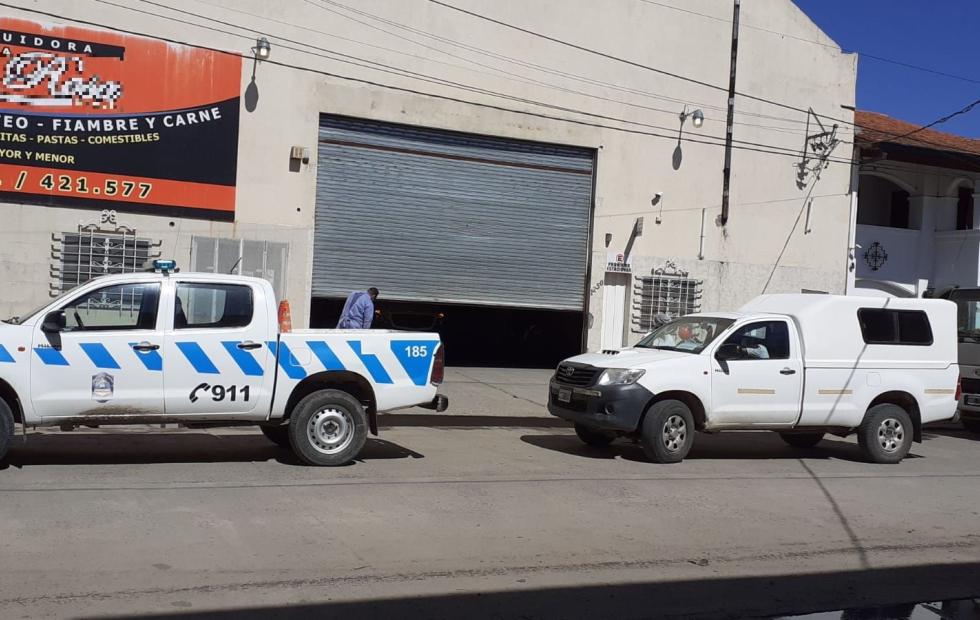 Conocido el último caso  de COVID en Clorinda hisoparon a empleados de un comercio céntrico