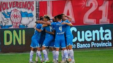 Foto- Vélez es el nuevo puntero tras la victoria en Parque Patricios..jpg