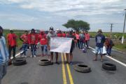 Vecinos del barrio Riacho Negro reclamaron por libre circulación hacia la ciudad de Clorinda