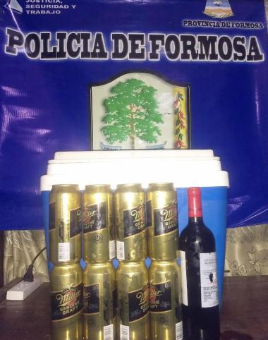 La polic_a detect_ fiestas privadas entre otras infracciones durante el fin de semana. ...jpg