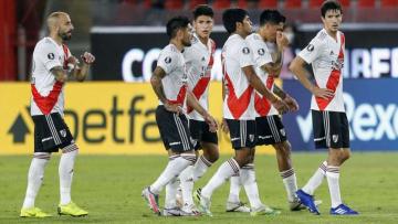 Foto- El Millonario va por todo en Brasil pero necesita marcar muchos goles..jpg