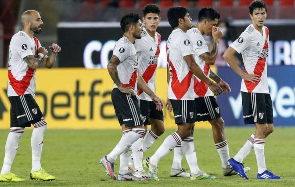 River va en busca de la hazaña en Brasil ante Palmeiras