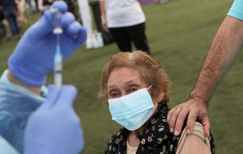 Chile ya vacunó a casi 3 millones de personas contra el coronavirus