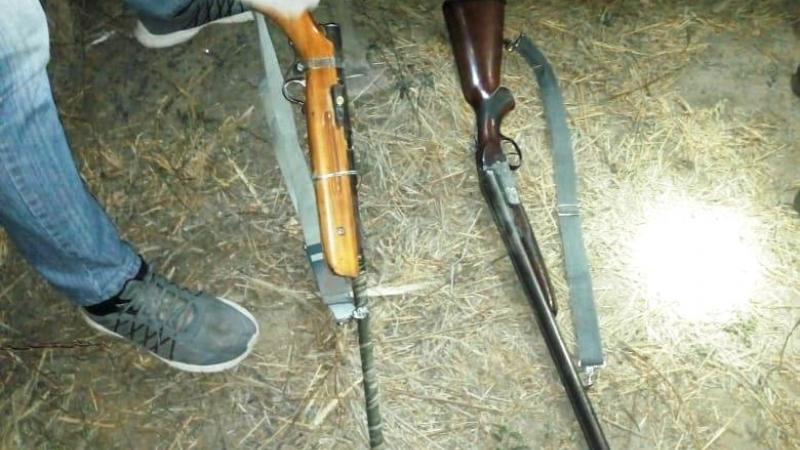 Salió a cazar con un amigo accidentalmente se accionó una de las armas y terminó hospitalizado (2).jpeg