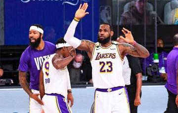 Foto- Lakers campeón de la NBA al derrotar en el sexto juego a Miami Heat..jpg