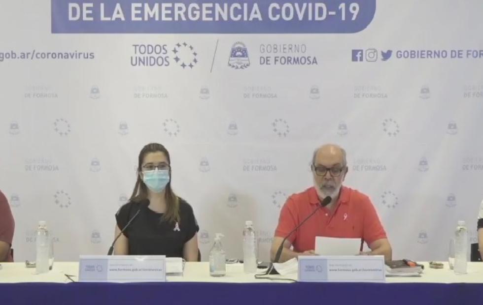 Formosa: detectaron 4 nuevos casos positivos en la jornada