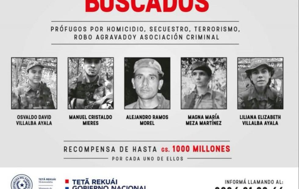 Paraguay identificó a seis personas por el secuestro del exvicepresidente y una sería argentina