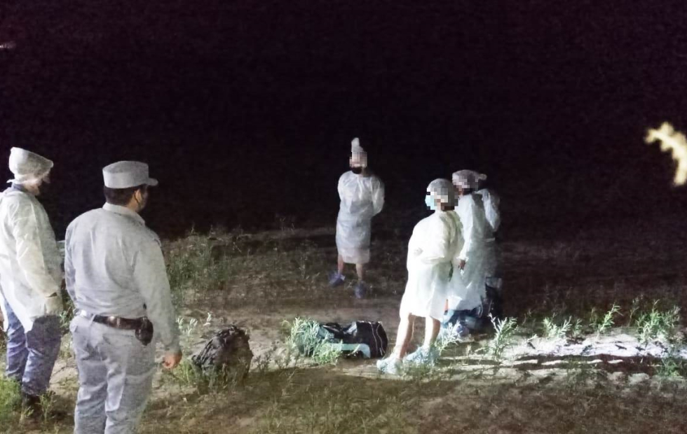 Cinco personas ingresaron a Formosa en forma irregular  desde el Chaco