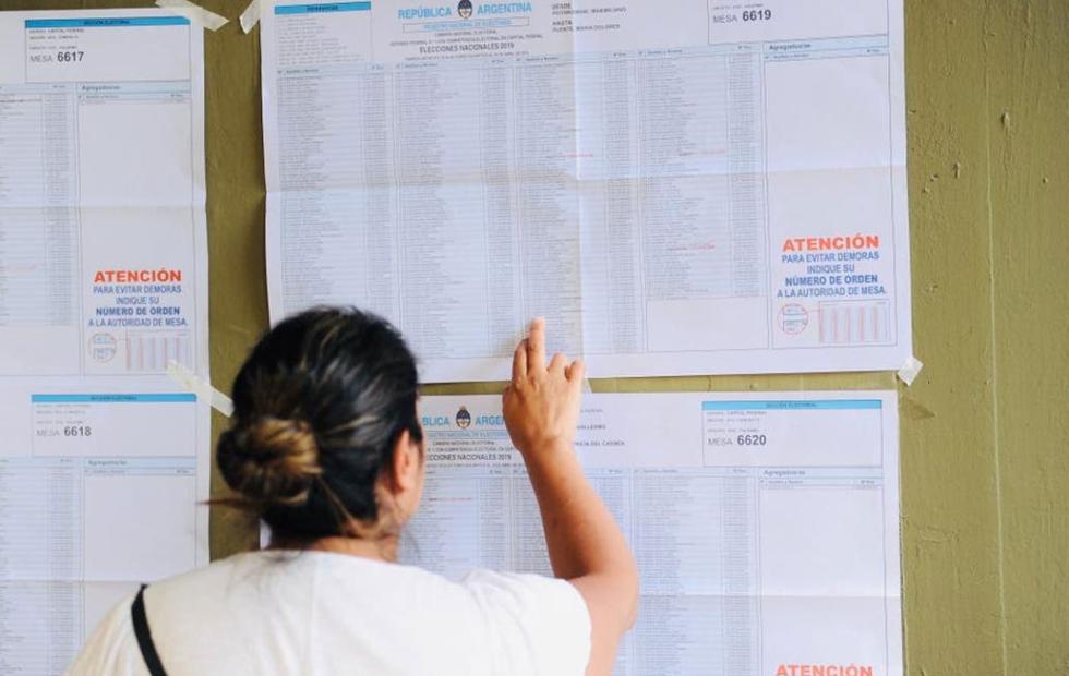 Padrón electoral: ya se puede consultar y solicitar cambios para las elecciones 2021