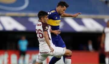 Foto- Boca regaló un tiempo y volvió a caer de local en la Copa de la Liga..jpg