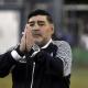 Diego Maradona dejó escrito en un papel su último deseo