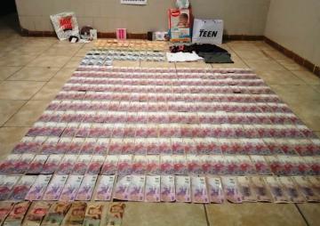 Menor retenida por sustracci_n de dinero. Comisaria Tercera.jpg