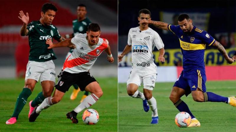 foto- Boca y River conocieron los árbitros que impartiran justicia en las revanchas de las semifinales..jpg