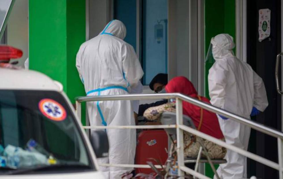 Confirmaron 13.510 nuevos contagiados y 384 muertes en las últimas 24 horas