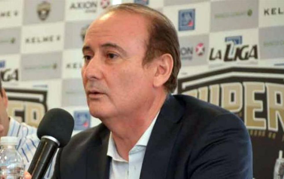 """Montenegro: """"Si el fútbol vuelve, nos gustaría volver"""""""