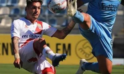 Ramón Fernández marcó un gol para O'Higgins de Rancagua