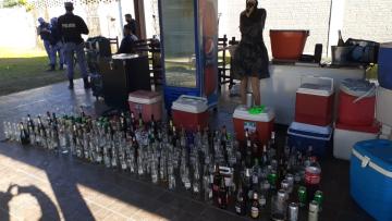Allanamiento fiesta privada barrio San Martin (1).jpg
