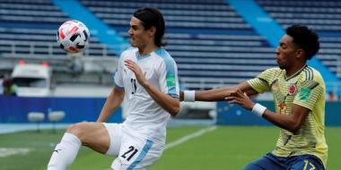 Foto- Los Charrúas ganaron en un terreno difícil y siguen vivos en las eliminatorias..jpeg