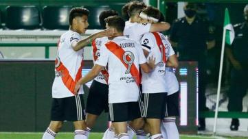 Foto- El Millonario devolvió gentilezas a Banfield y lo derrotó en el Florencio Sola..jpg