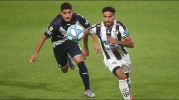 Foto- Fue un partido sin emociones entre Independiente y Central Córdoba de Santiago del Estero..jpg