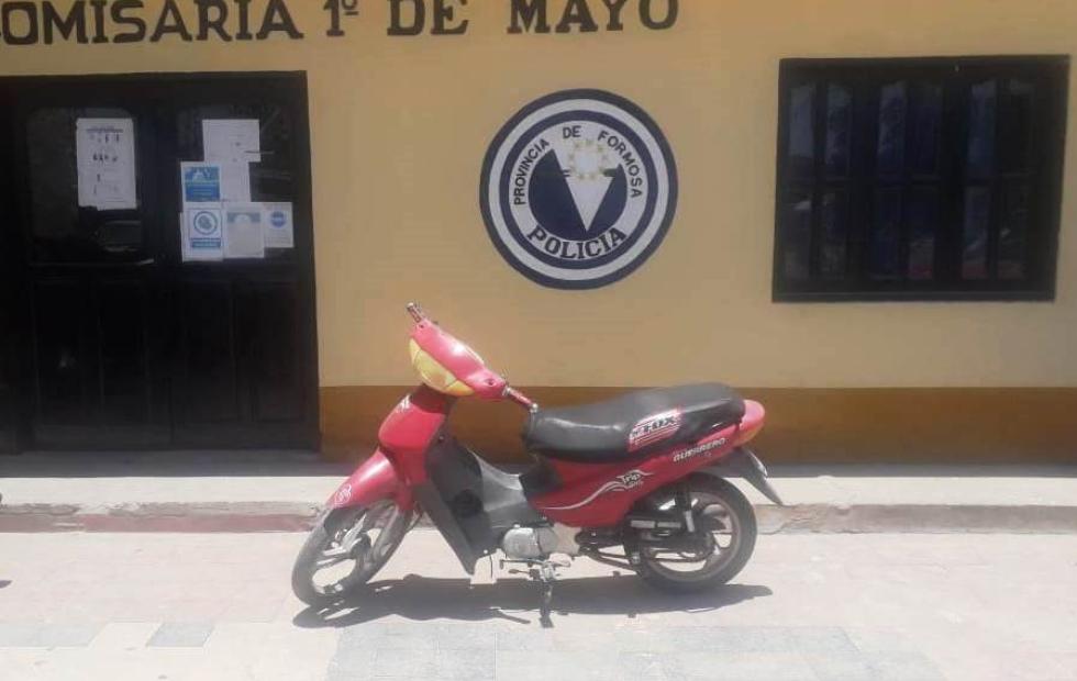 La Policía recuperó tres motocicletas sustraídas