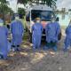 Personal sanitario de Clorinda encara  hisopados en búsqueda activa de casos