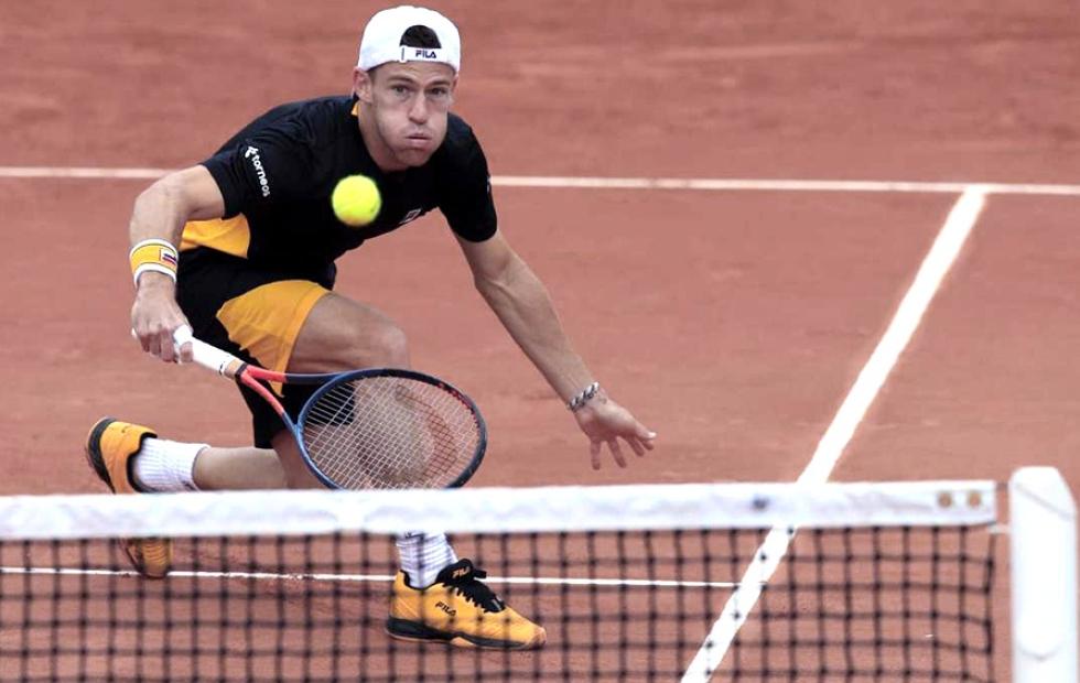 Comienza el Córdoba Open con Schwartzman como máximo favorito