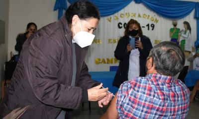 COVID-19: Avanza el Plan Provincial de Vacunación en el interior formoseño