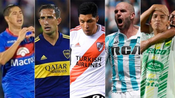 Foto- Los cinco equipos argentinos conocieron los árbitros que impartirán justicia en sus encuentros.jpg
