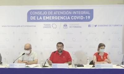 Coronavirus: Formosa registró un nuevo caso positivo importado