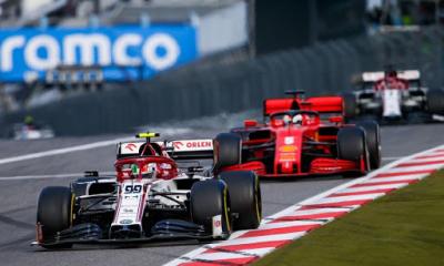 La Fórmula Uno vuelve a Portugal tras 25 años