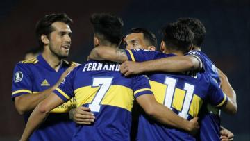 Foto- Boca intentarán sumar de a tres para ser uno de los mejores primeros de la Copa.jpg
