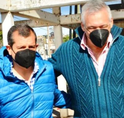 """Fabián Olivera: """"Con Fernando Carbajal nos une el sueño de una Formosa sin Gildo y Jofré"""""""