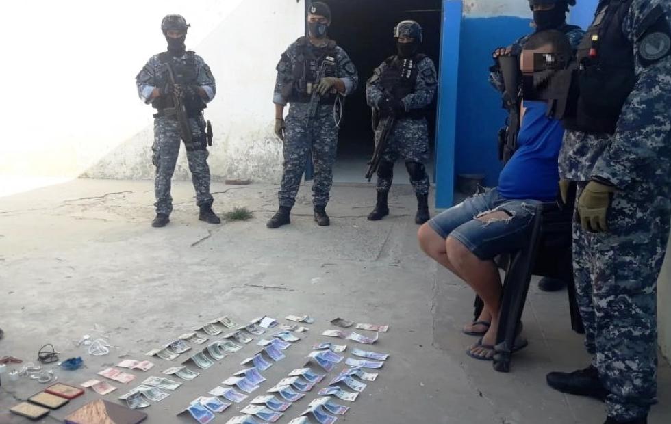 Peligroso delincuente internacional fue detenido por la Policía