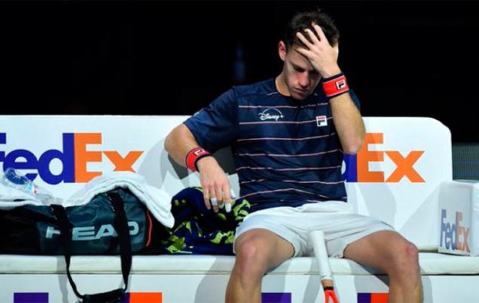 Schwartzman se despidió del Masters con otra derrota