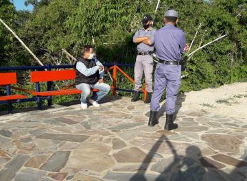 Procedimiento ingreso de persona en Operativo de Frontera Clorinda.jpg