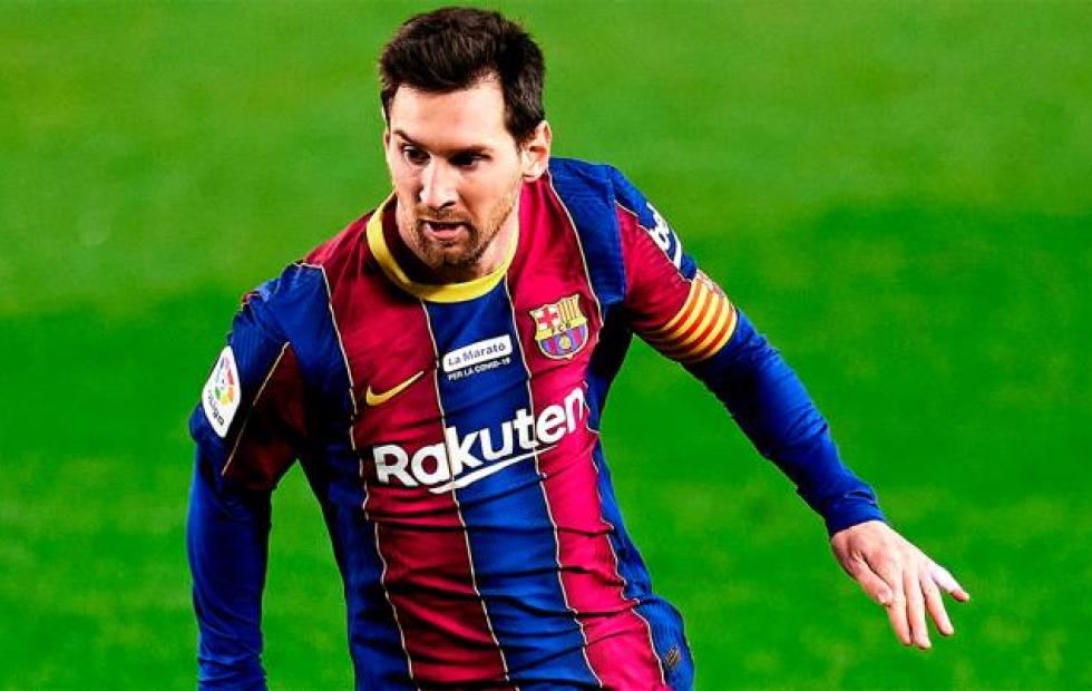 Barcelona de Messi enfrenta a la Real Sociedad por las semifinales